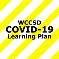 COVID Learning plan logo